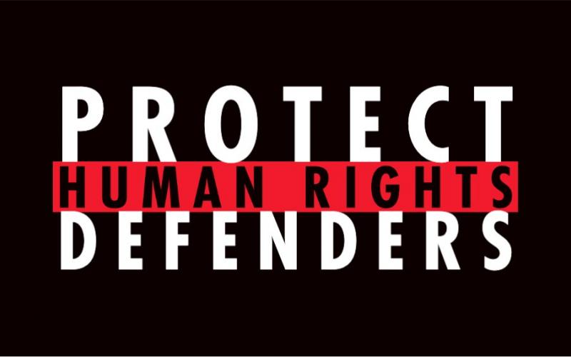 Protect Human Rights Defenders