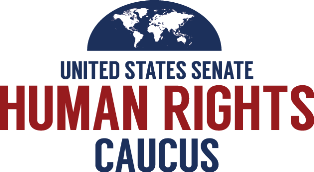 Senate Human Rights Caucus logo